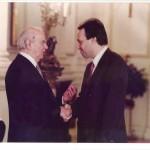 Με Πρόεδρο Δημοκρατίας  Κωνσταντίνο Καραμανλή