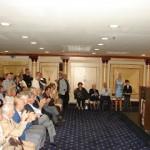 Ομιλία σε συγκέντρωση ετεροδημοτών Αθήνας