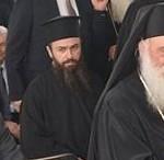 Με τον Αρχιεπίσκοπο κ.κ. Ιερώνυμο στα εγκαίνια του Νέου Μουσείου Θήβας_7 06 2016