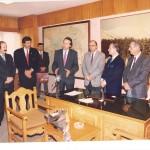 Ανάληψη καθηκόντων Υφυπουργού Γεωργίας (Δασών)_9 12 1992