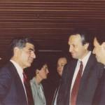 Βοστώνη, Σεπτέμβρης 1992 ΜΕ ΥΠΟΨΗΦΙΟ ΠΡΟΕΔΡΟ ΗΠΑ κ.ΜΑΙΚ ΔΟΥΚΑΚΗ