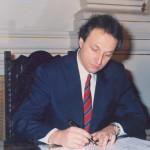 03.12.1992 ΟΡΚΩΜΟΣΙΑ ΥΦΥΠΟΥΡΓΟΥ ΓΕΩΡΓΙΑΣ