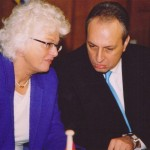 10.12.2004 ΜΕ ΤΗΝ ΕΠΙΤΡΟΠΟ MARIANN FISHER BOEL (DANISH EUROPEAN COMMISSIONER FOR AGRICULTURE)