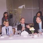 2005.10.11 ΑΘΗΝΑ  ΓΕΥΜΑ ΜΕ ΠΡΟΕΔΡΟ ΑΡΜΕΝΙΑΣ Κ. KOCHARIAN