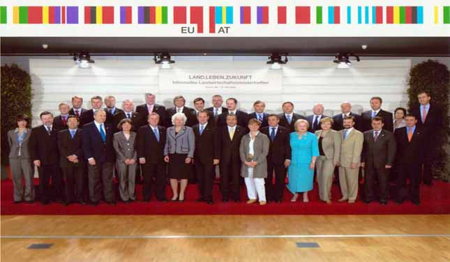 2006.28-30.05, KREMS INFORMAL MEETING OF AGRICULTURE MINISTERS
