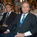Με το συνάδελφο Αλέκο Κοντό