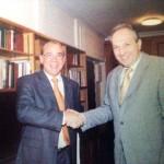 Με Γενικό Γραμματέα ΟΟΣΑ κ.Angel Gurria, Αθήνα_25.06.2006