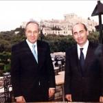 Με Πρόεδρο Αρμενίας κ.Kocharian_11.10.2005