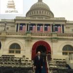 Ουάσινκγτον_Καπιτώλιο_λίγες ώρες μετά την ορκωμοσία Προέδρου Τράμπ