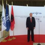 Στην Κοινοβουλευτική Συνέλευση του ΝΑΤΟ_Τίρανα_Μάιος 2016
