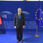Βρυξέλλες-Στο Ευρωπαϊκό Κοινοβούλιο, Φεβρουάριος 2016