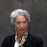 12.06.2007 Christine Lagarde-ΠΡΩΗΝ ΓΑΛΛΙΔΑ ΥΠΟΥΡΓΟΣ ΓΕΩΡΓΙΑΣ, ΝΥΝ ΓΕΝΙΚΗ ΔΙΕΥΘΥΝΤΡΙΑ ΤΟΥ ΔΝΤ